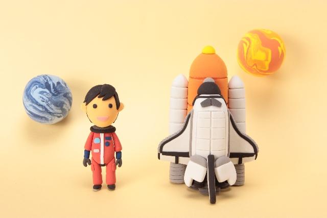夢は宇宙飛行士