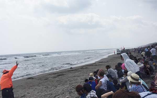 大竹海岸ハマグリまつり