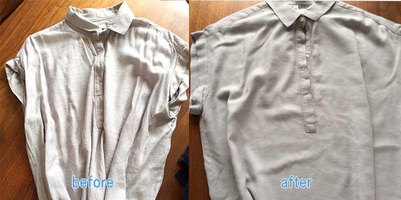 リネットシャツ